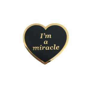 Miracle Enamel Pin