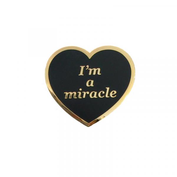 Miracle Enamel Pin