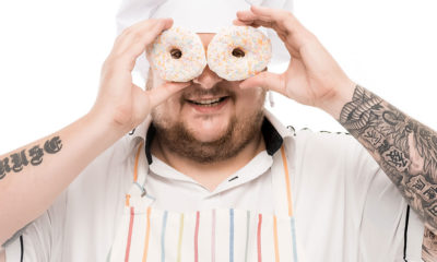 Man loves donuts, has disease of diabetes