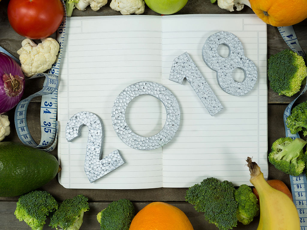 2018 fruits and veggies