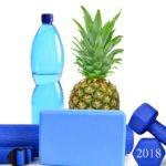 water bottle pineapple 2018
