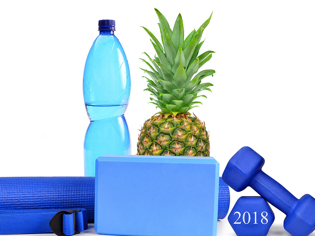water bottle pineapple 2018