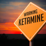 Ketamine Warning sign