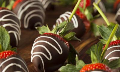 Love language gift of chocolates