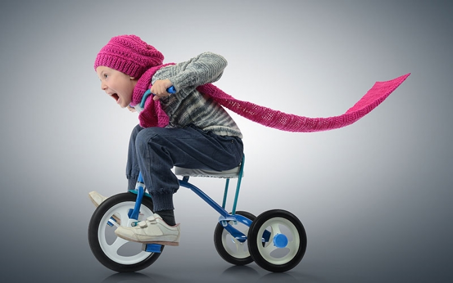 Boundary Setting Is Like Riding A Tricycle  –