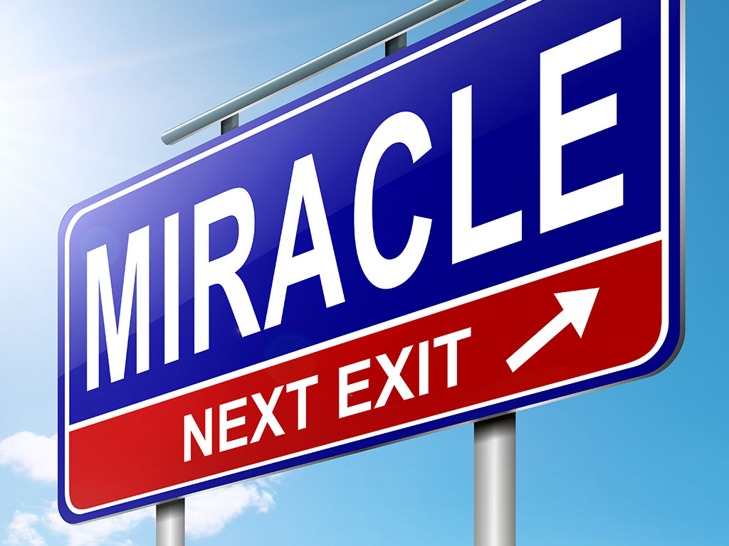 Sign: Miracle of Addiction cure