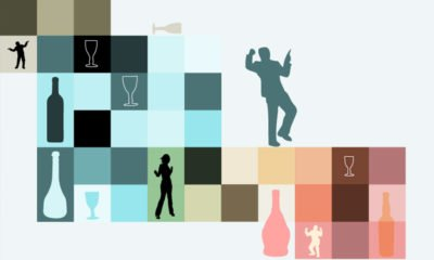 Alcohol use and stages of alcholism