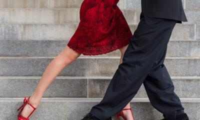 tango dancie