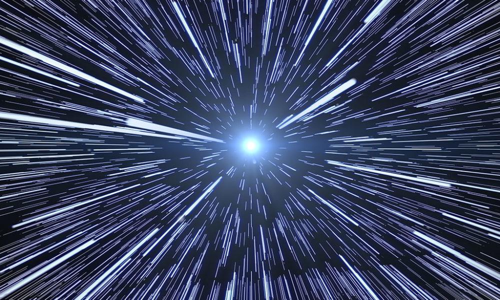 Star Wars Hyperspace Jedi View Point