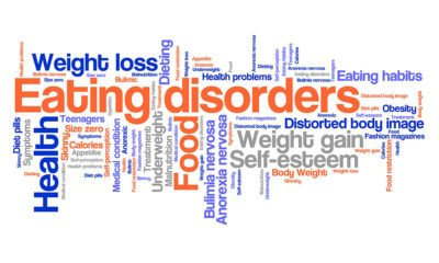 graphic for eating disorder