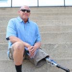 Injured veteran 1