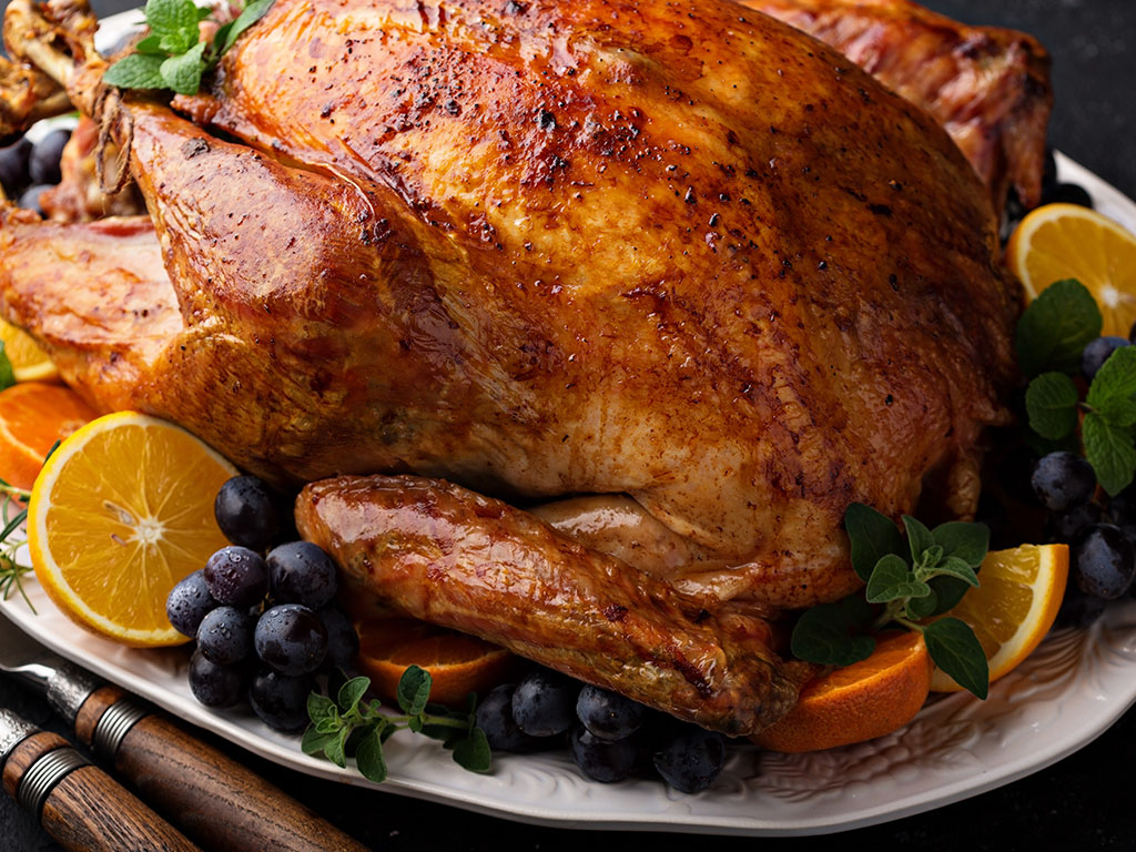 The Co-dependent's Simple & Delicious Turkey  –