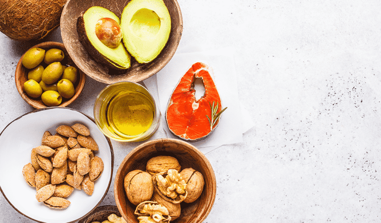 Add Healthy Fats To Balance Your Blood Sugar