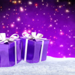 Purple gifts on a budget