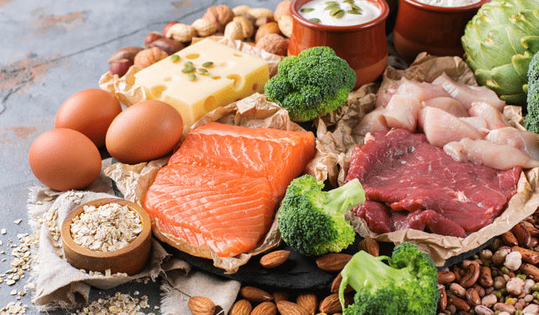 Add Protein To Balance Your Blood Sugar