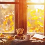 coze scene with teddy bear