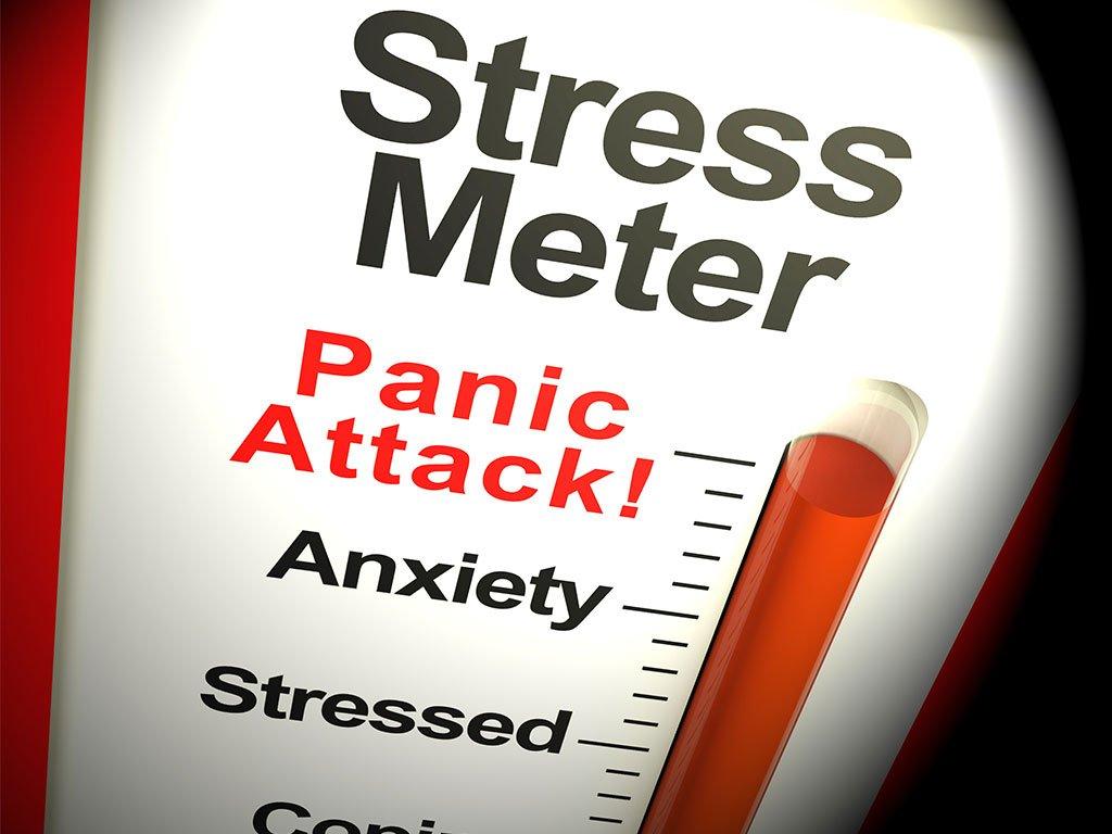 Panic or take a mini mind break?