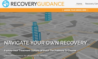 recovery guidance home page