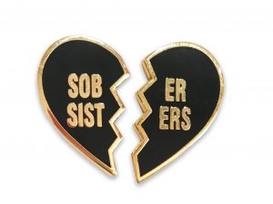 Big Sober Sisters Black 1
