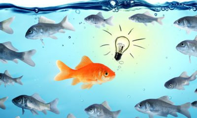 Transformational Leaders have bright ideas