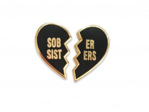 Sober Sisters Small Black