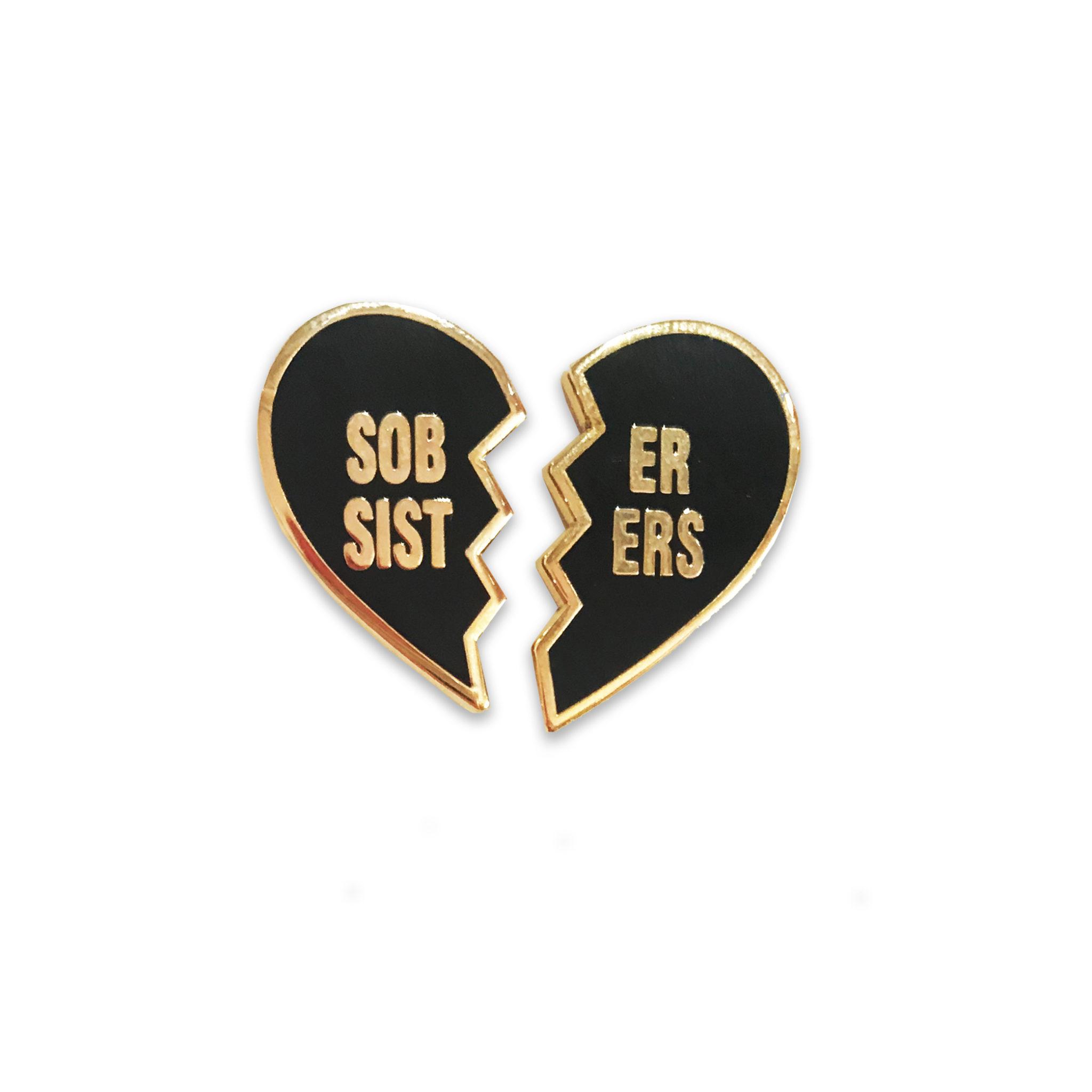 Sober Sisters Small Black