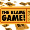 the blame game ticket stub