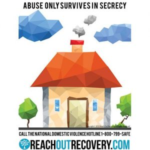 Abuse Only Survives Poster