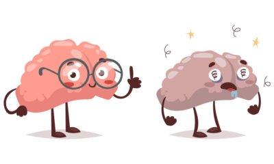 brain and body sickness