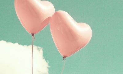 Pink balloons - healing toxic relationships