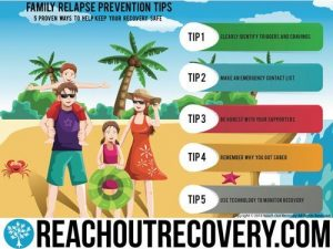 Summer Relapse Tips
