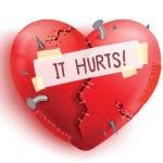 Broken Heart with It Hurts