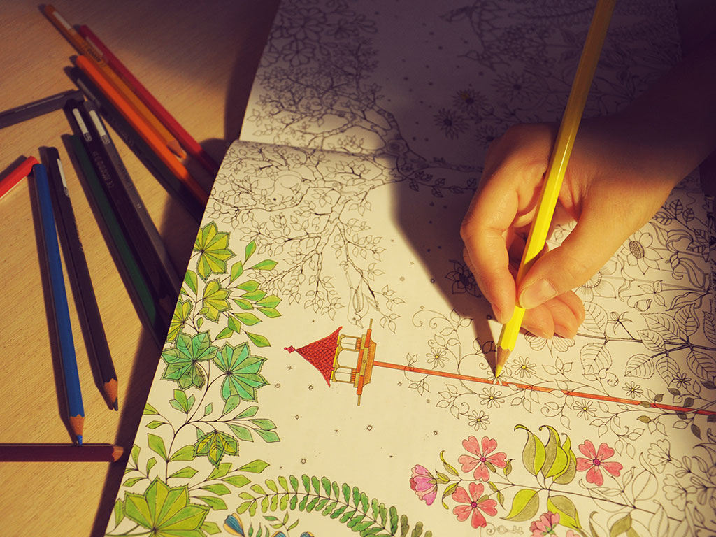 Are Adult Coloring Books Actually Helpful?  –