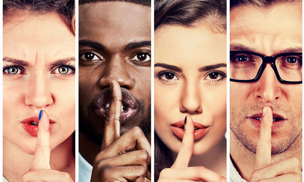 people keeping family secrets