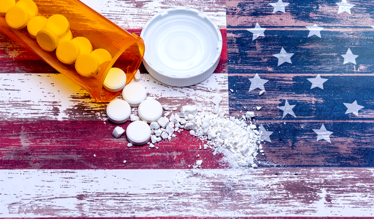 All The Facts About America's Opioid Addiction