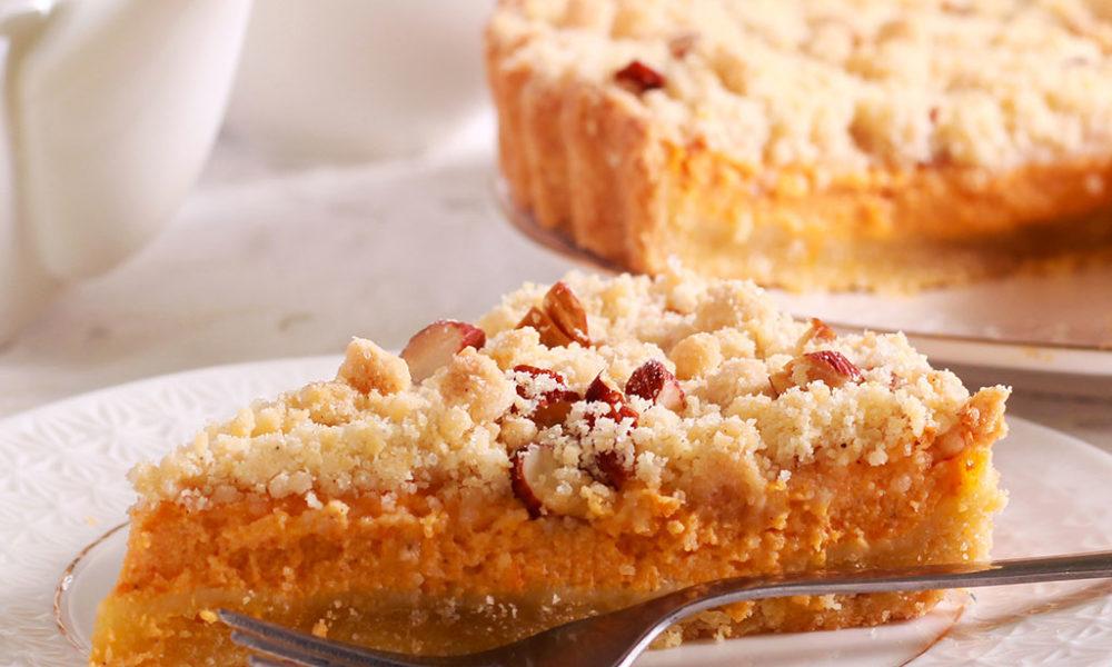 pumpkin pie crumble