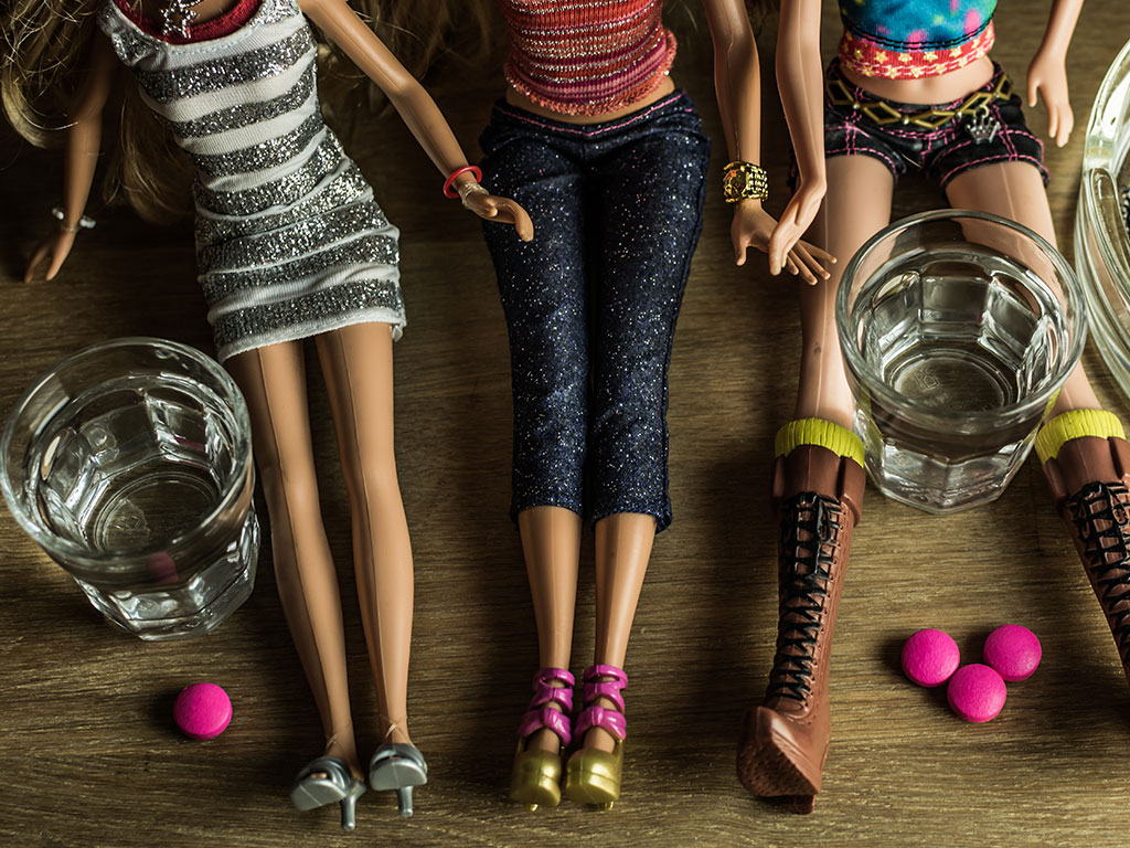 barbies with date rape drugs