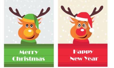 merry christ card