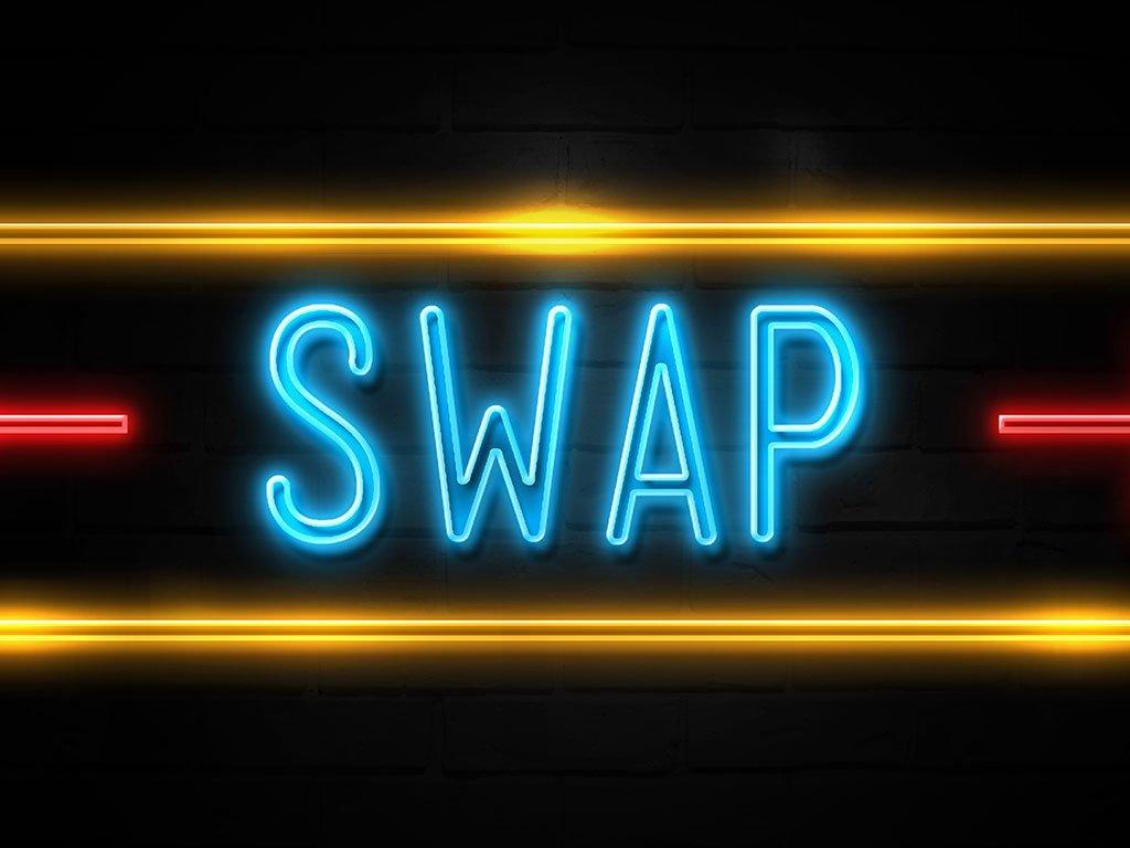 Swap sign