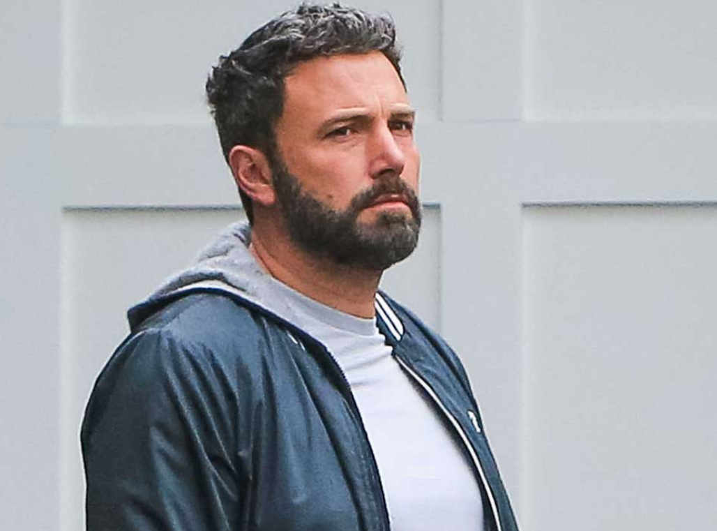 Ben Affleck's Dramatic Weight Loss Post-Rehab  –