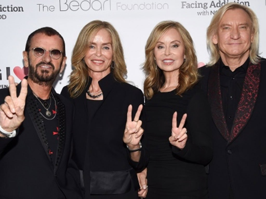 Joe Walsh & Ringo Starr's Mission To End Addiction  –