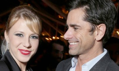 John Stamos and Jodie Sweetin