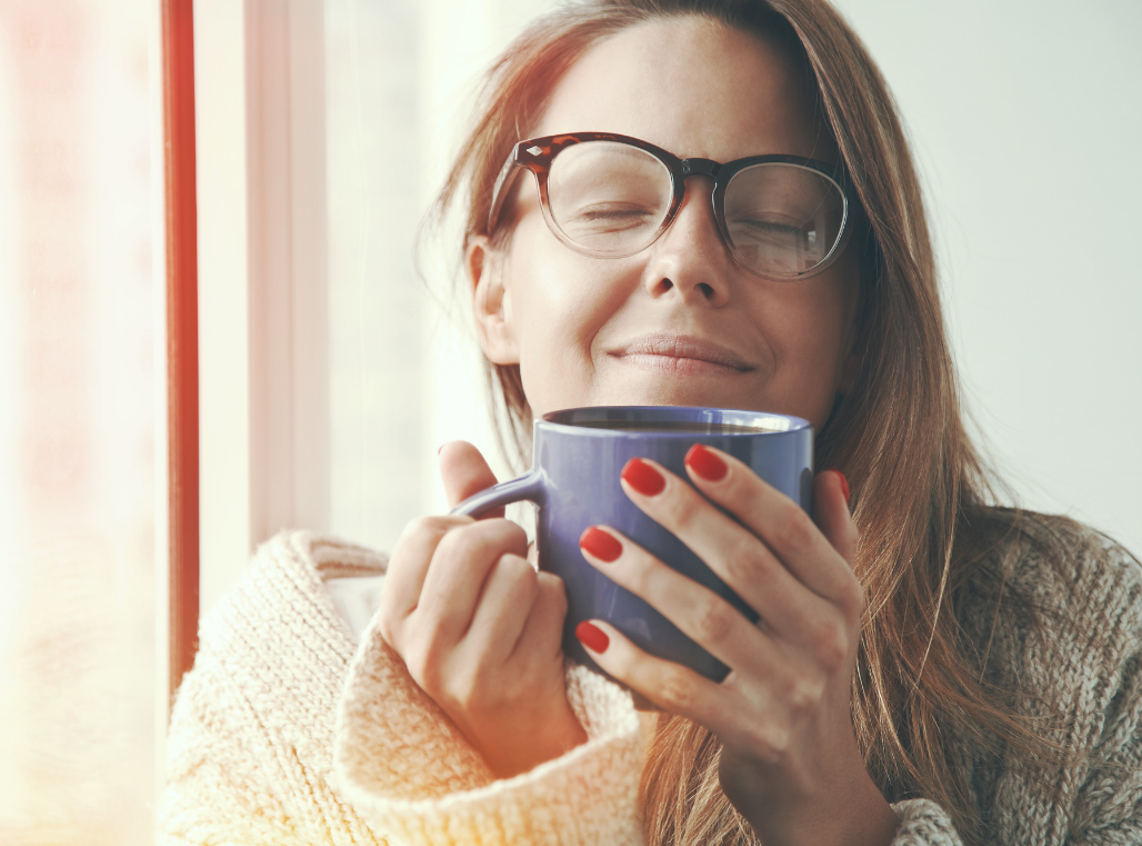 Habitual Coffee Drinkers Really Do Wake Up And Smell The Coffee  –
