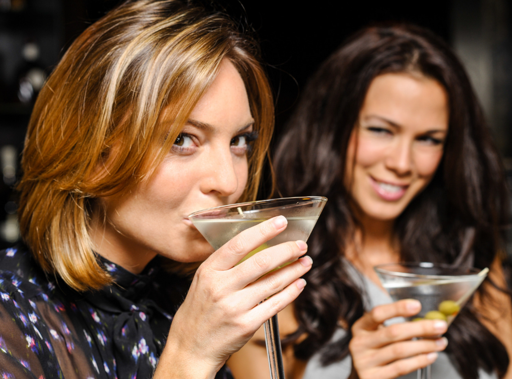 Women, Alcohol And Perceived 'Sexual Availability'  –