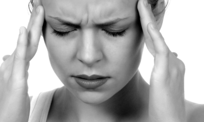 headaches can be a sign of stress