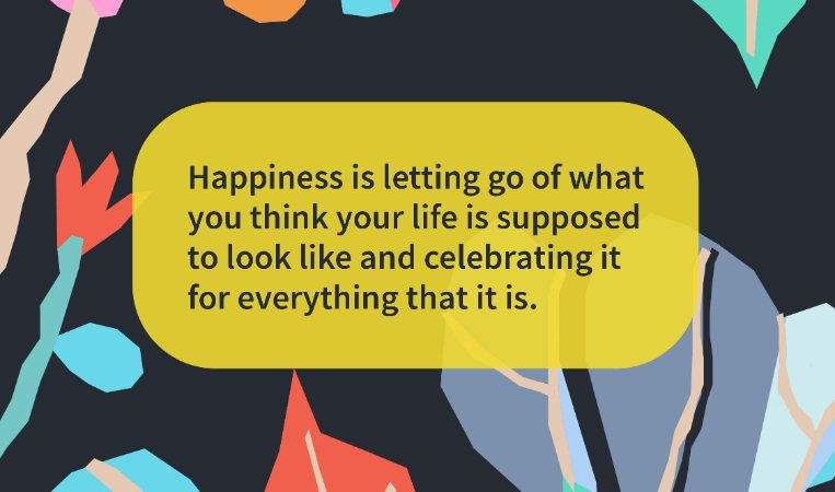 Inspiration of the day. Celebrate the positive and beautiful.