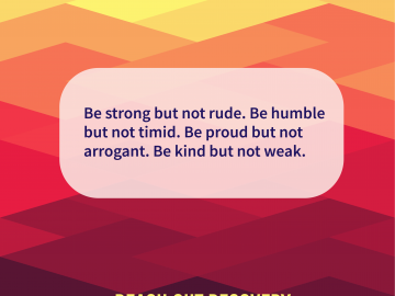 Quote of the day best behavior