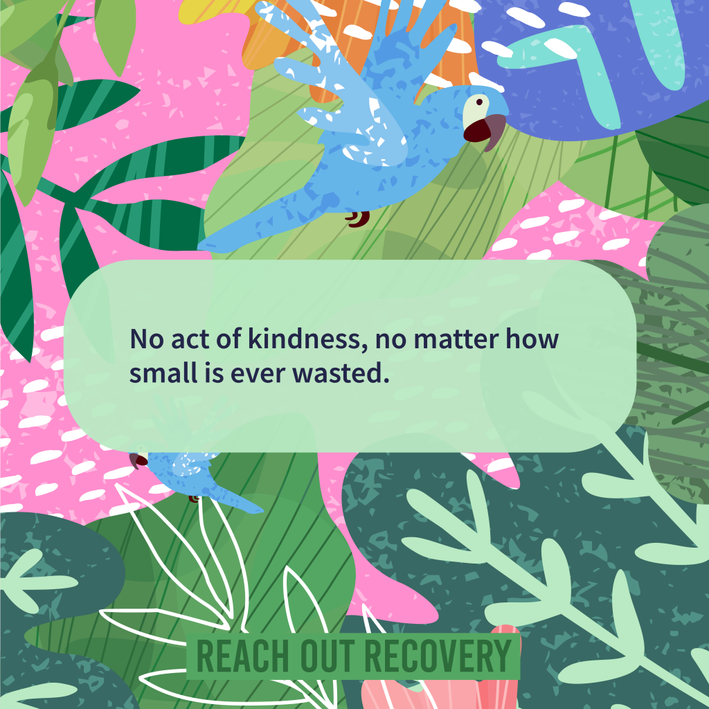 Quote of the Day kindness is never wasted