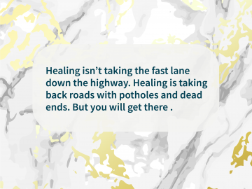 Quote of the day Healing