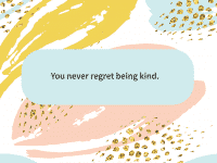 Quote of the day Kindness